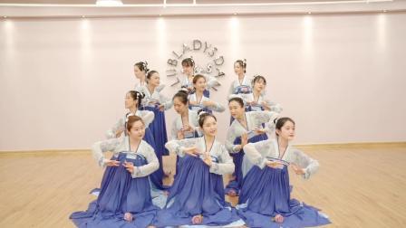 【青岛Lady.S舞蹈】常规古典舞班学员展示 古风舞蹈 《靧面簪花舞》
