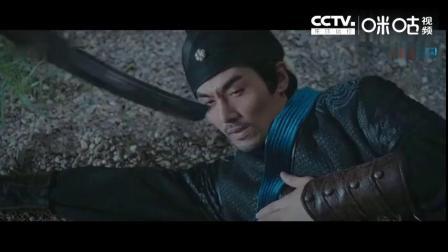 《锦衣神探》内力深厚的锦衣卫,躲避快如子弹的飞镖!.mp4