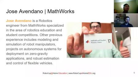 Robotics Development with MATLAB - Jose Avendano (MathWorks)