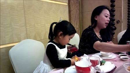 诗意订婚纪录片之三播7分54秒王朝大酒店2016.4.14诺基亚拍摄