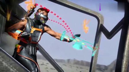 雷鸟特攻队:机械师将全国防御力量的队员的飞行器故意的攻击过去