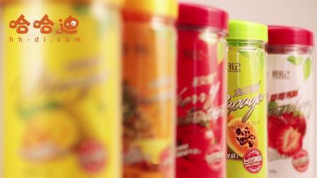 哈哈迪|芒果干 草莓干 菠萝干休闲食品,非百草味