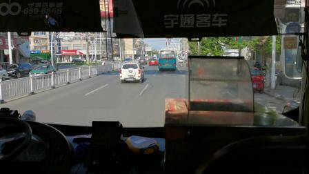 【飞鹤公交】海门209路公交车(苏F·D8488)(远东大厦-海永汽车客运站)【第一部分】