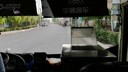 【飞鹤公交】海门209路公交车(苏F·D8488)(远东大厦-海永汽车客运站)【第二部分】