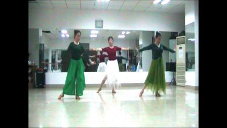 舞蹈《红枣树》1