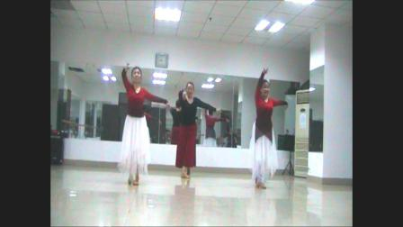 舞蹈《红枣树》2