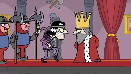 刺杀国王我不惜变成孤家寡人,也要坐上王位
