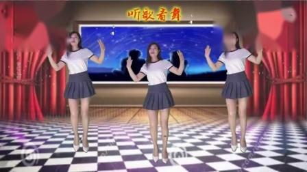 经典老歌《莫名我就喜欢你》舞蹈.mp4