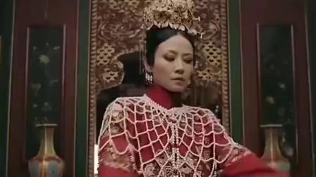 延禧攻略:高贵妃薨逝,皇上追封她为皇贵妃,袁春望照顾魏璎珞.mp4