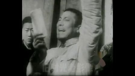 老影像:淮海战役前珍贵画面,粟裕将军很帅气啊(1949).flv