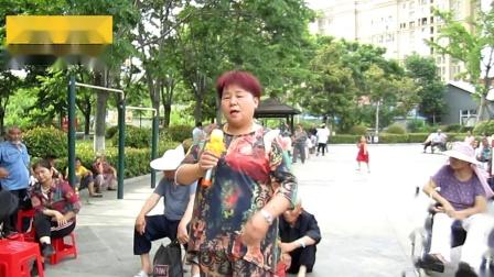 泗州戏,张梅英找子