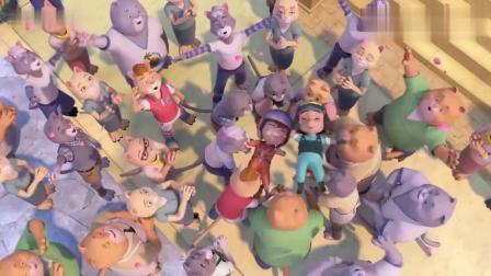 舒克贝塔历险记,儿童喜欢的动画片,快和孩子一起看吧