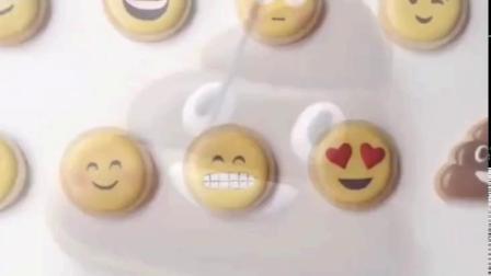 糖玩意儿表情包饼干烘焙制作