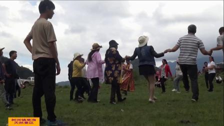 草海看花娱乐舞蹈