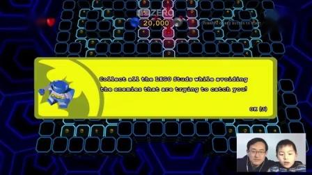 [酷爱]乐高蝙蝠侠三18欢乐电玩,Teddy操作还是有点手忙脚乱啊_高清