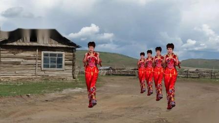 音乐广场-大雪飛揚,跳支俏皮秧歌舞,《大東北