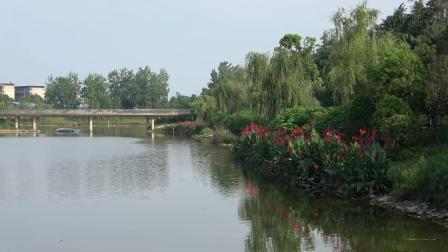 岳阳东风湖生态公园