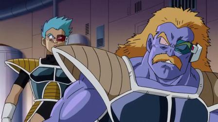 龙珠Z:比克不祥预感成真,曾经打败他的佛利萨复活了,力量之强让所有战斗器坏掉