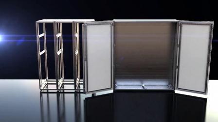 威图SE 8系统机柜
