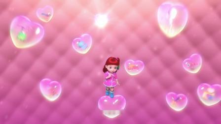 彩虹宝宝:变身场景设计师,让莲花再次打开,帮助蕊儿回家