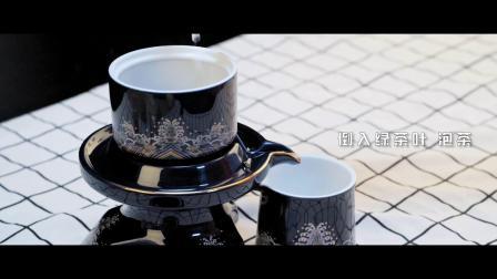 自制网红夏日饮品百香果益力多.MP4