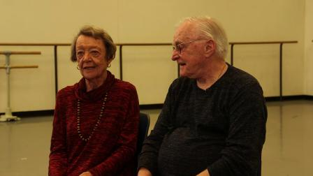 访谈-关于巴兰钦 Patricia Wilde和Robert Barnett谈胡桃夹子