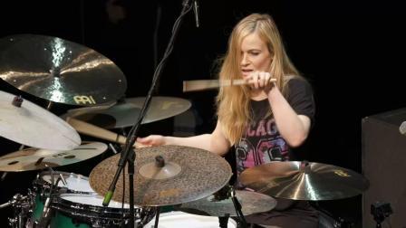 【狼的音乐站】Anika Nilles在Drumeo鼓手节2020的演出