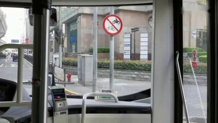【巴士三公司】01路公交车(S2Y-0526)(蓝村路南泉路-上海西站)全程_高清