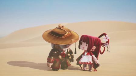 迷你世界《花语程行3》预告4:花程兄妹的沙漠冒险!1月18日开播