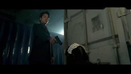 黑执事:超美女仆狂秀操作,当场击众多,动作十分帅气.mp4