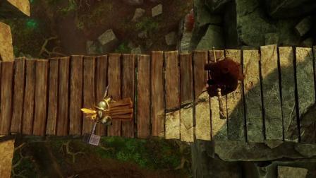 亚马逊MMO《新世界》战斗预告