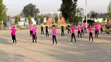 完美第十套快乐舞步健身操完整版