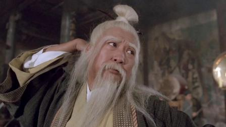 倚天屠龙记君子报仇十年不晚,李连杰历经八年,再战玄冥二老