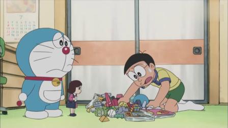 哆啦A梦:大雄为了拿保险挺拼!这种取巧方式怎能理赔,现实点吧