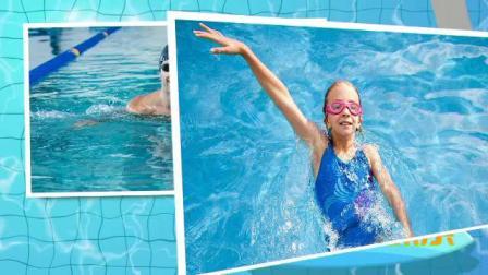游泳馆培训机构 广告宣传 视频彩铃 片源制作 5G时代怎么制作彩铃视频