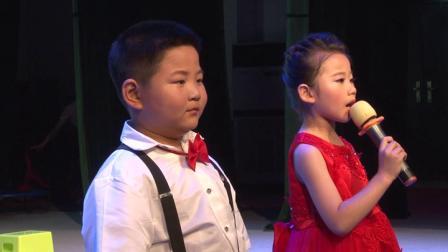 通许县第二幼儿园2018年毕业典礼舞蹈  《聪明宝贝》