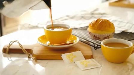港式奶茶·酥皮面包