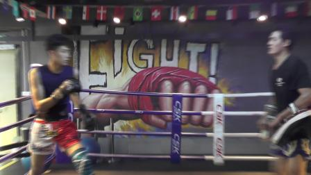太昊影视《昆仑决 城市英雄》搏击运动员选拔训练基地