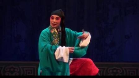 蓝光临从艺65周年纪念演出 弹戏《水牢摸印》彭欣綦【2010】