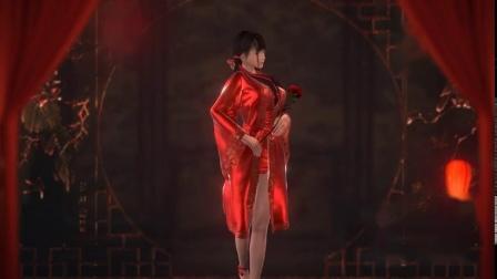 【游民星空】嗜血印-宫廷刺绣睡袍形态一