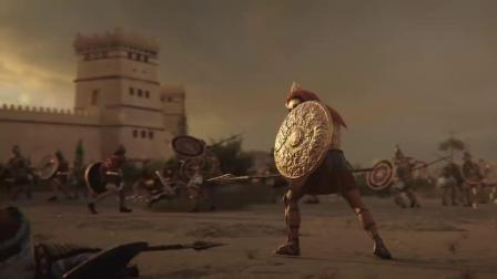 《全面战争传奇:特洛伊》阿喀琉斯预告