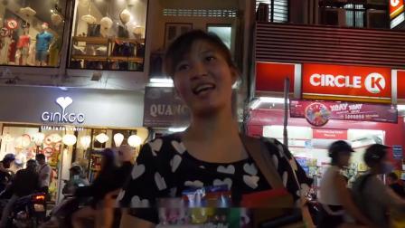 """在越南的街头,有美女问""""要不要白菜"""",代表什么意思?"""