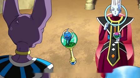 七龙珠:比鲁斯和维斯竟然住在树洞里,不过可以吃到甜点,还是挺满足的!
