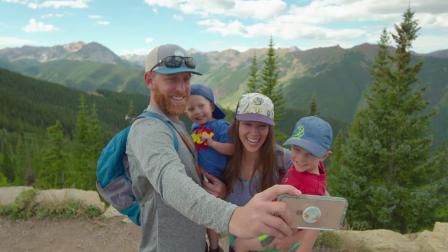 激动!北美十大最佳滑雪场 — 阿斯本雪堆山滑雪村已于6月12日更新开放