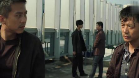 犯罪片邓超和段奕宏飙戏,一部电影诞生三个影帝,看完真过瘾