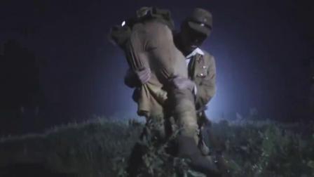 日军借着夜幕企图我飞机场,被我军来个瓮中捉鳖、无路可逃.mp4