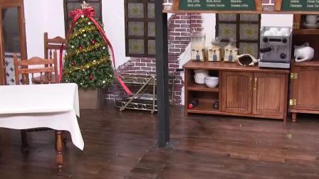 手工恶作剧-创意DIY迷你圣诞树纸杯蛋糕,手艺真不错