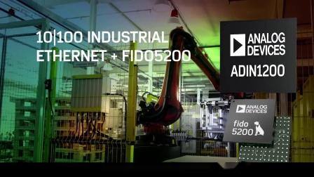 ADI提供的ADIN1300/1200稳健型工业以太网PHY