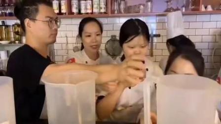 杭州港焙西点杭州学奶茶技术培训杭州学做咖啡杭州饮品培训学校