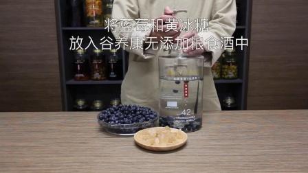 蓝莓泡酒的酿制方法_蓝莓泡酒的做法_蓝莓怎么泡酒